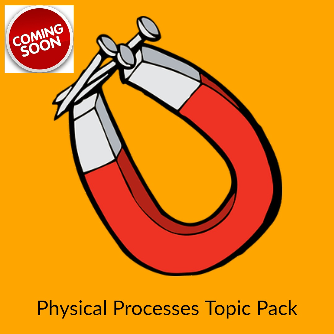 physical processes coming