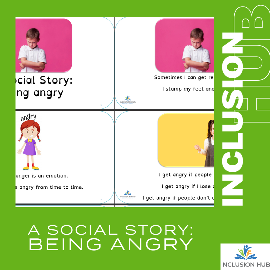A Social Story_ Being Angry