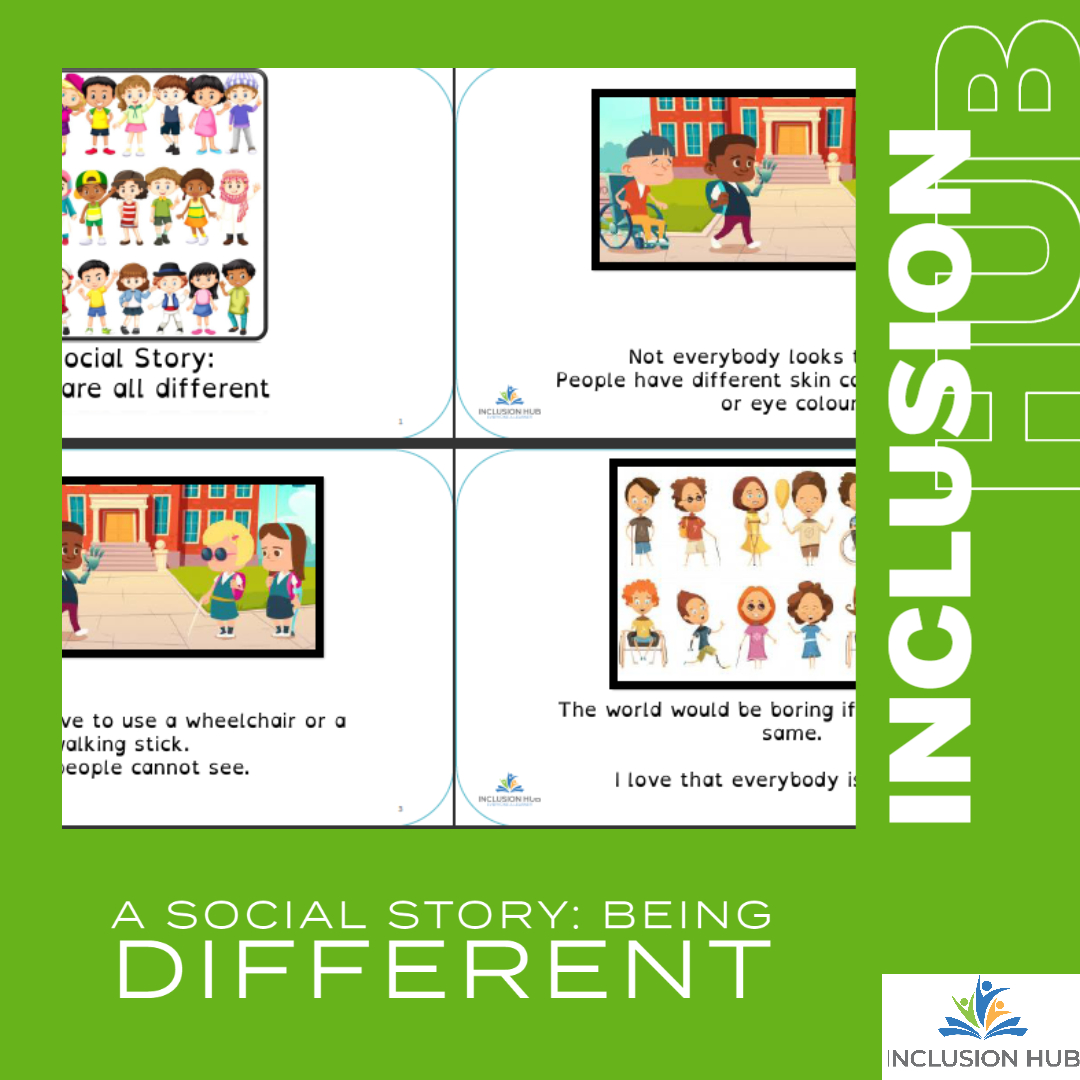 A Social Story_ Being Different