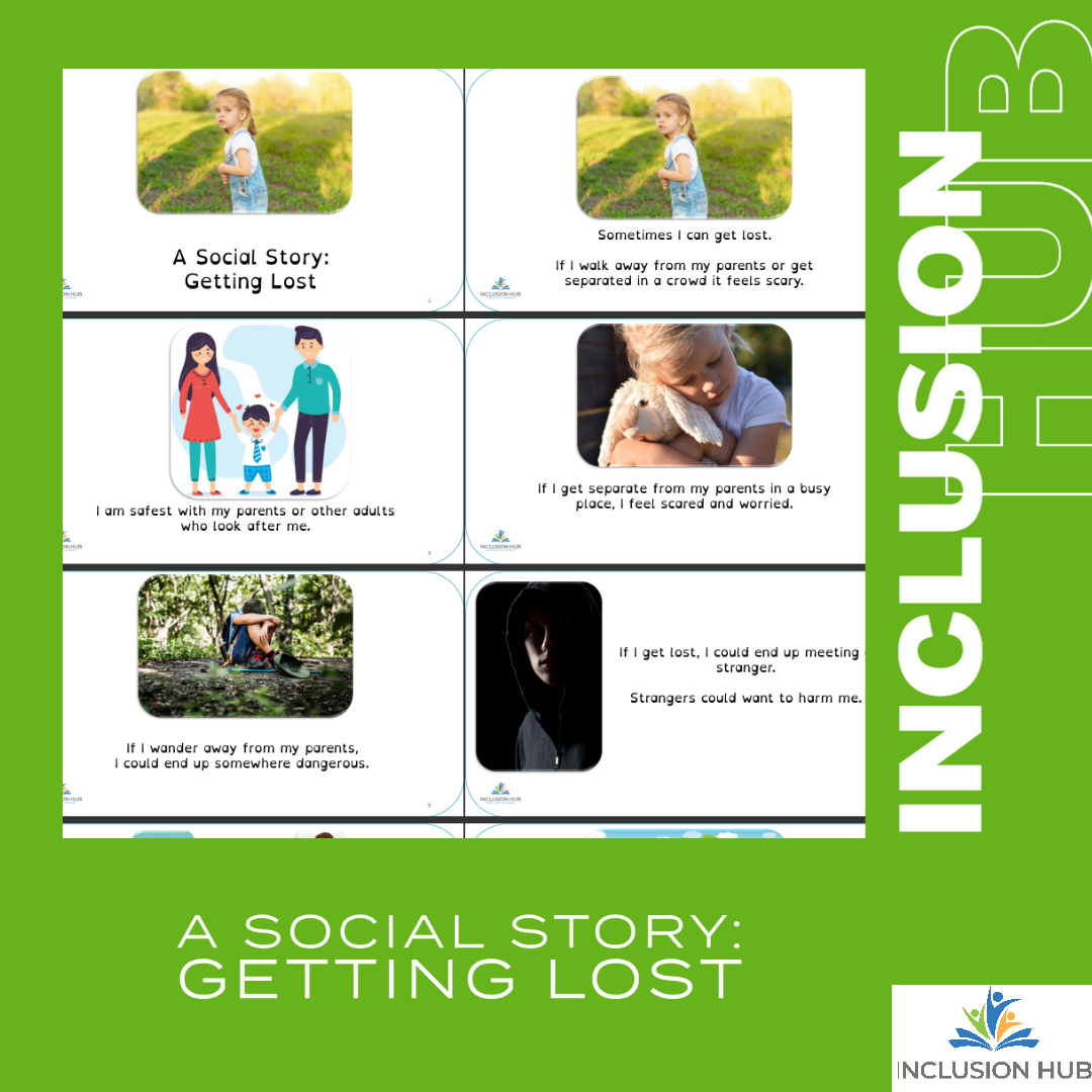 A Social Story_ Getting Lost