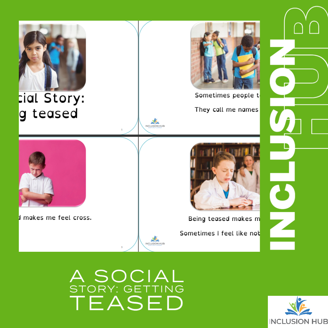 A Social Story_ Getting Teased