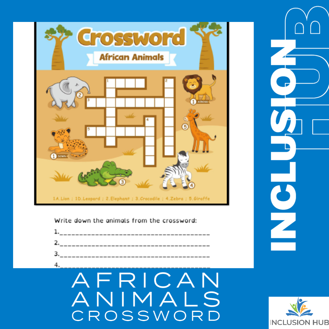 African Crossword