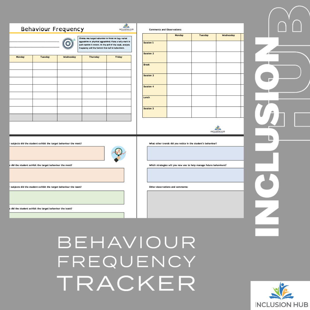 Behaviour FRequency Tracker