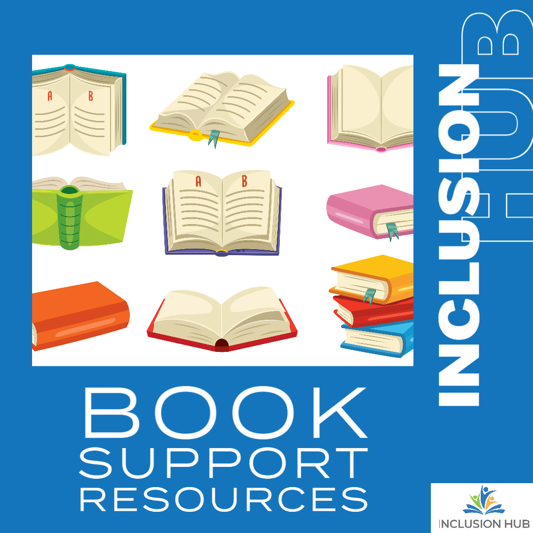 Book support resources