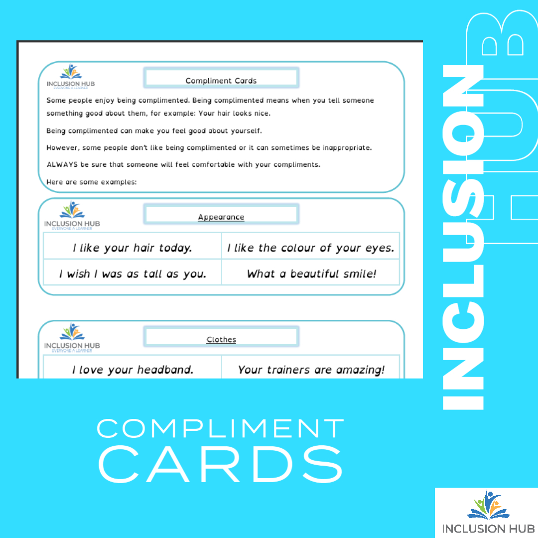 Compliment Cards (2)
