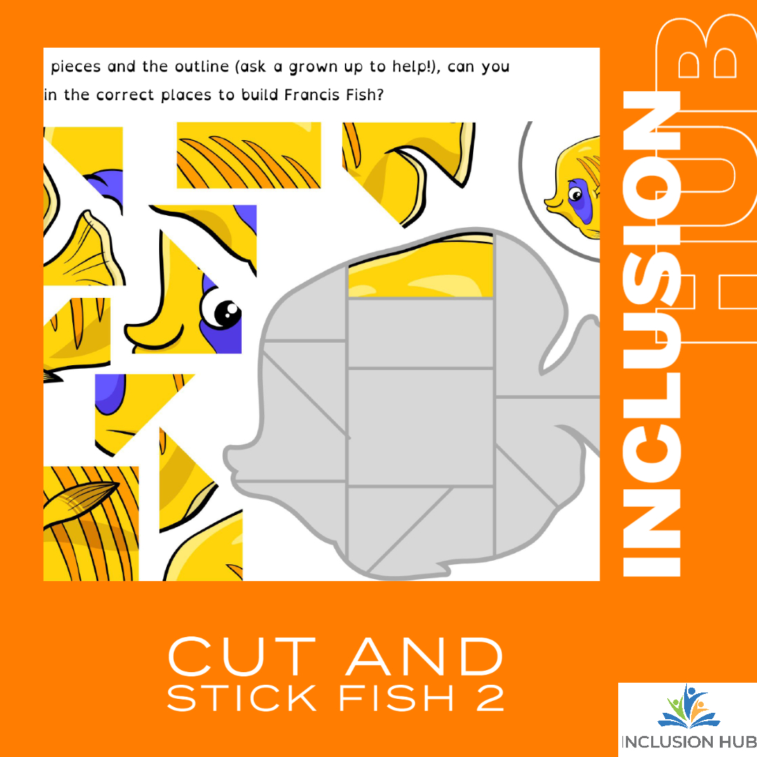Cut and Stick Fish 2