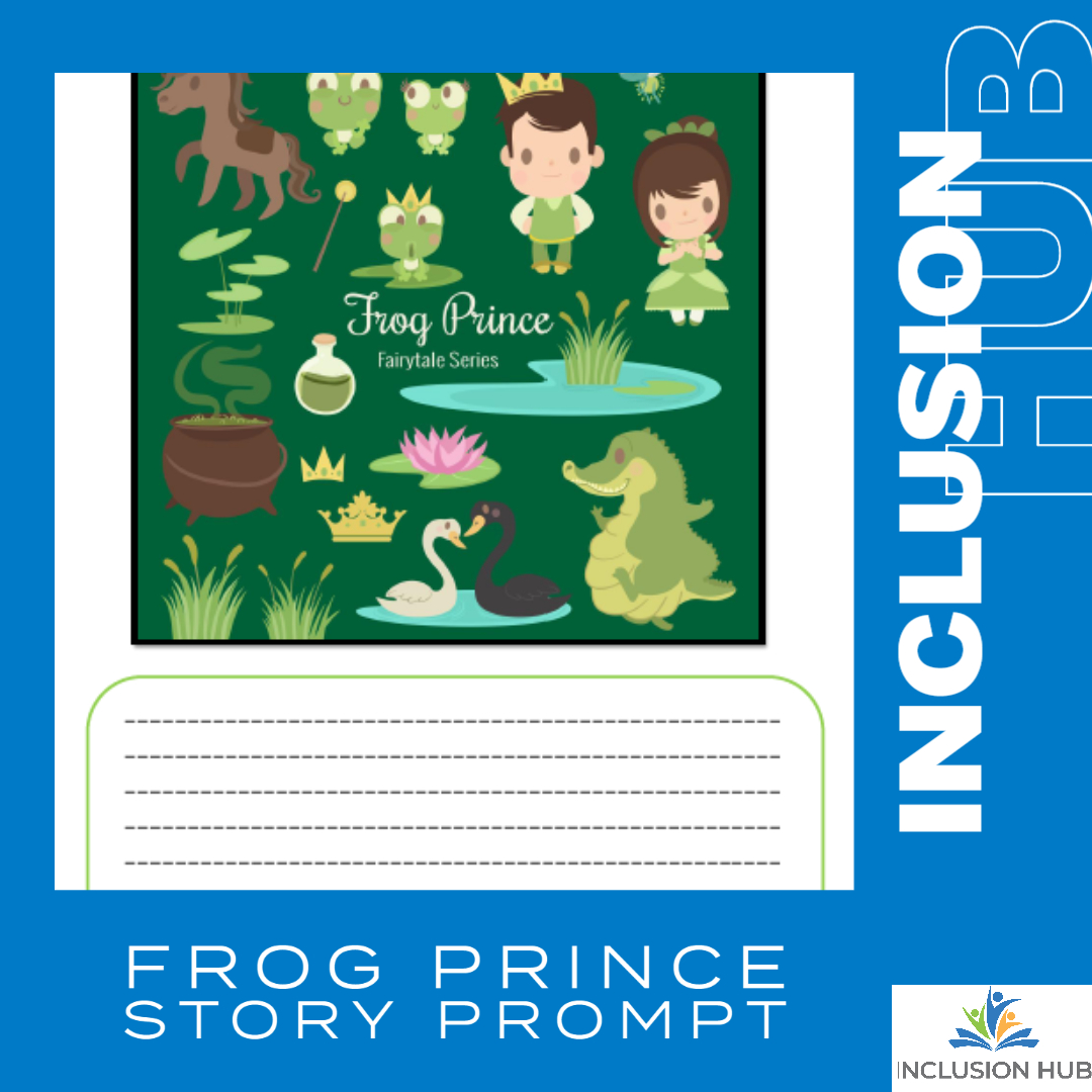 Frog Prince image Crossword