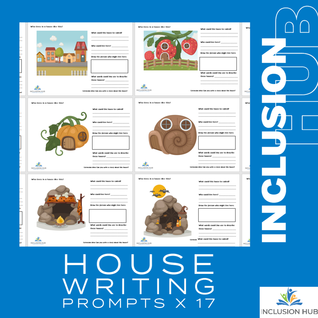 House Writing Prompts