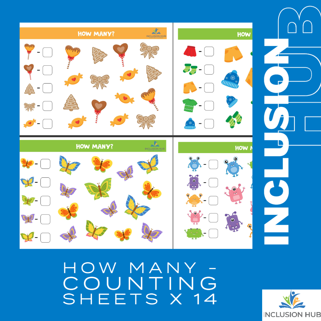 How Many Counting Objects