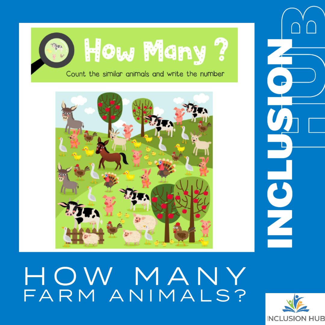 How Many Farm Animals