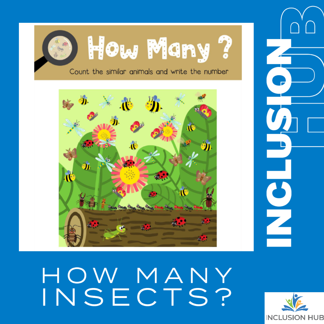 How Many Insects Animals