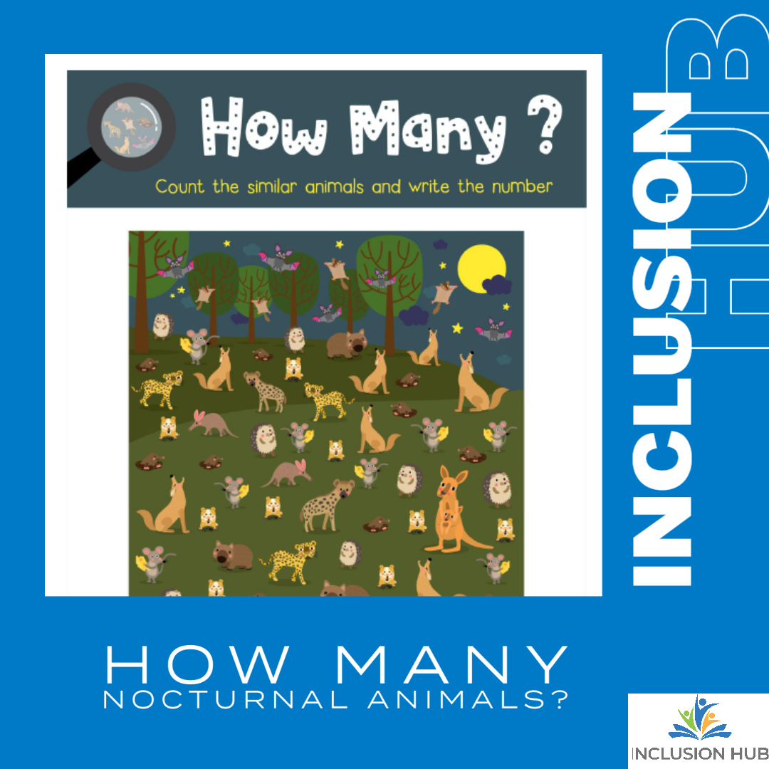 How Many noctuirnal Animals