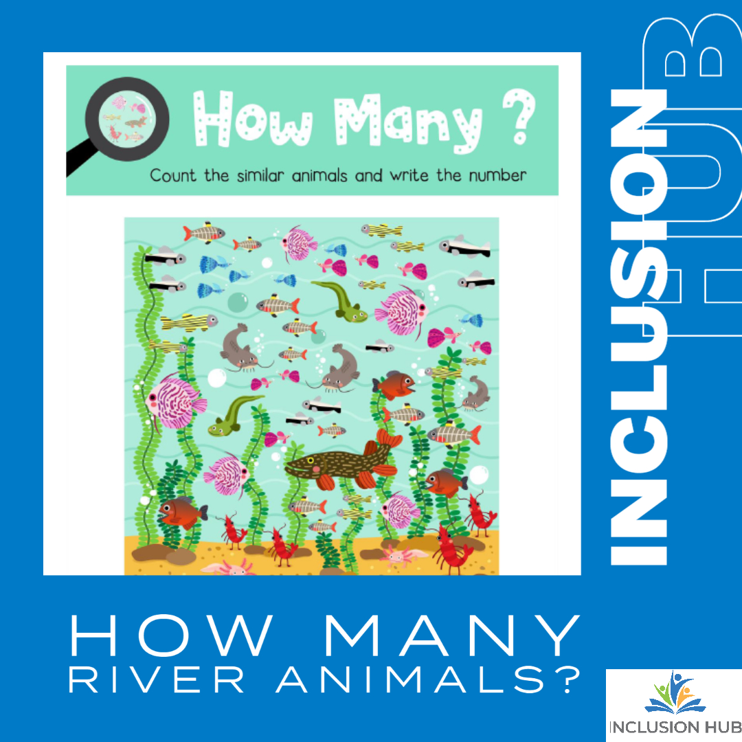 How Many river Animals