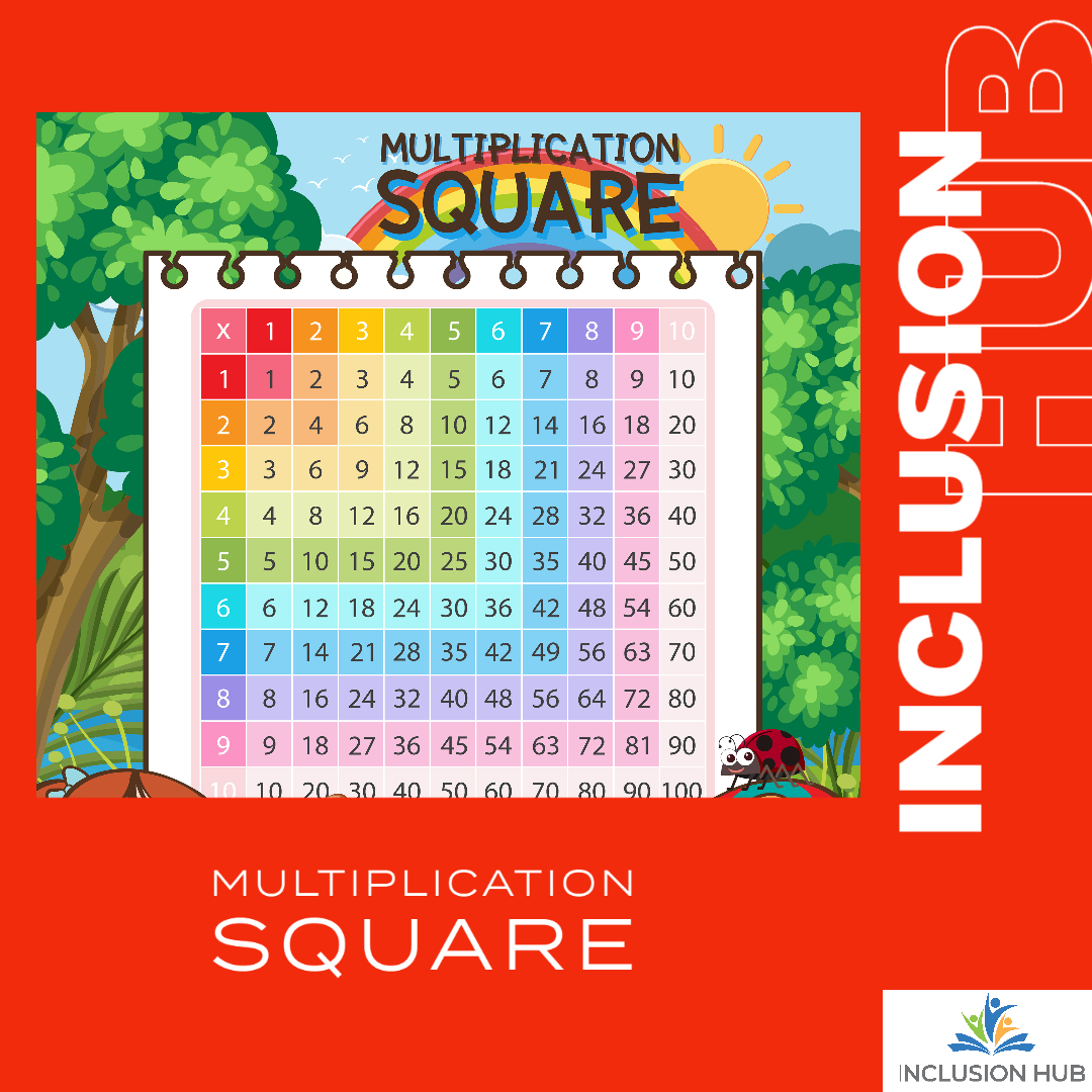 Multiplication Square 2