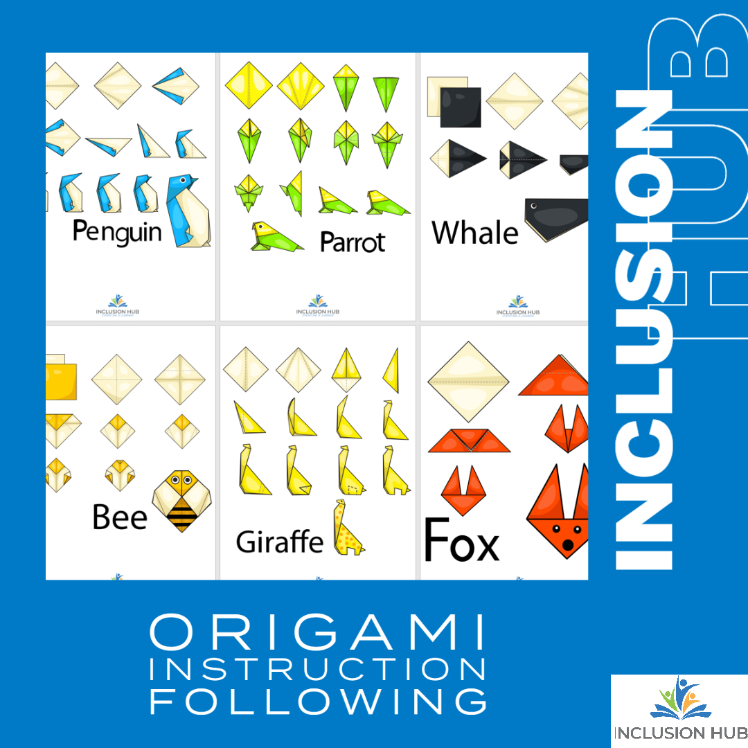 Origami Instruction Following