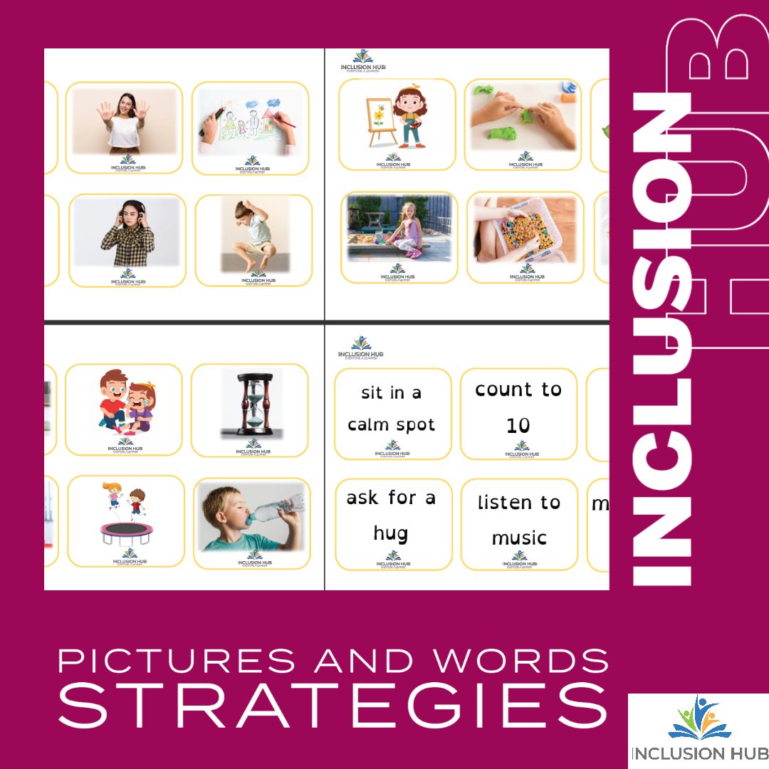 Pictures and Words Strategies