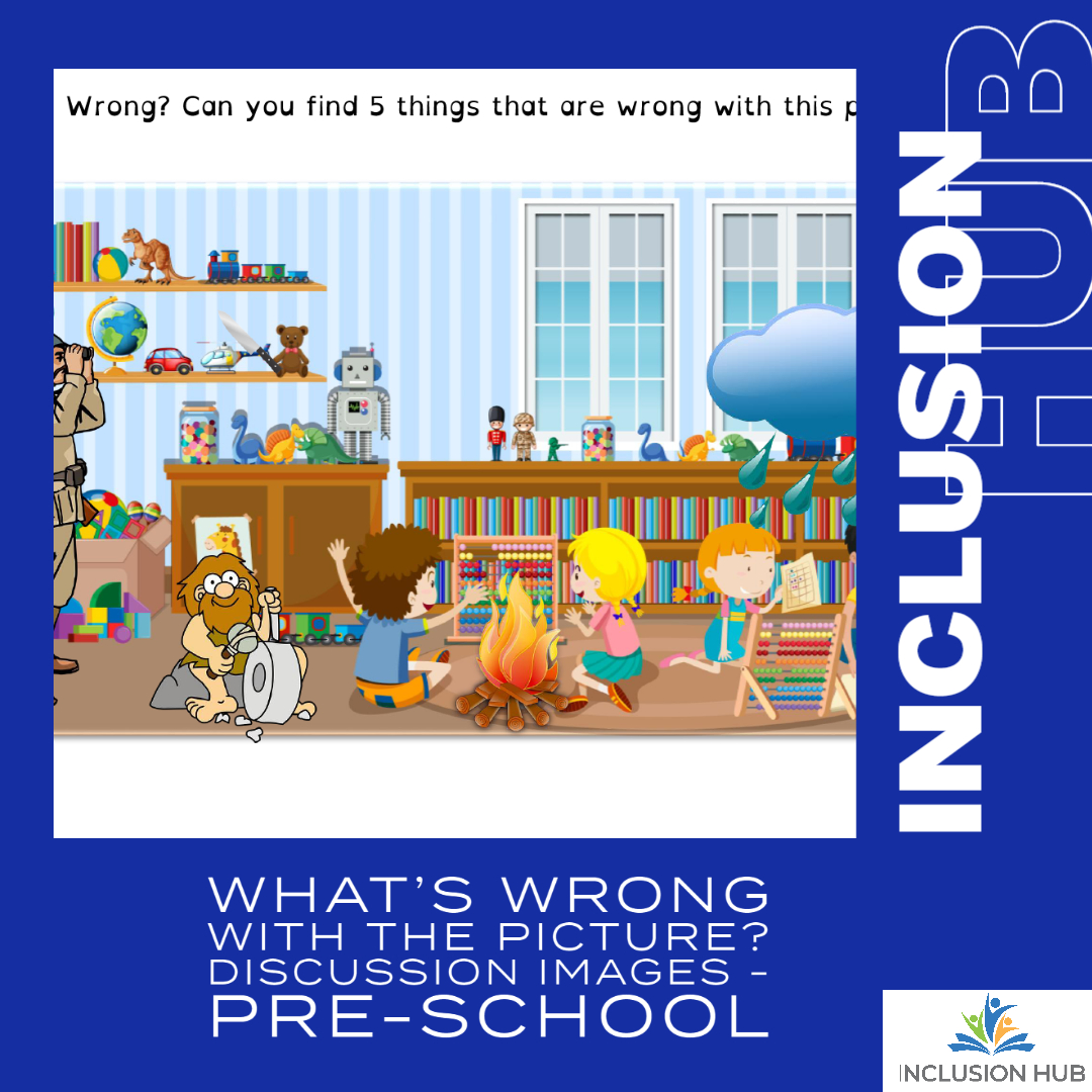 Pre School Whats Wrong