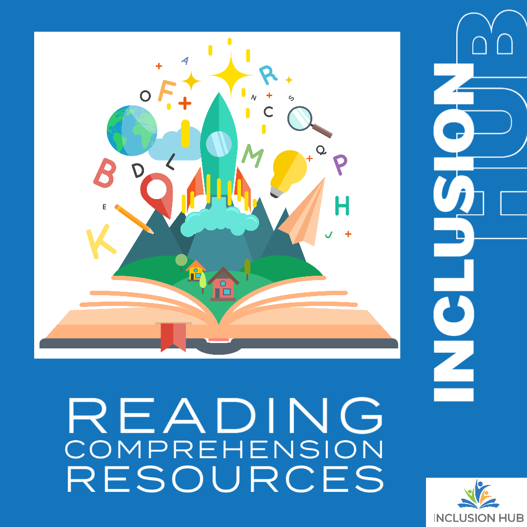 Reading comprehension resources