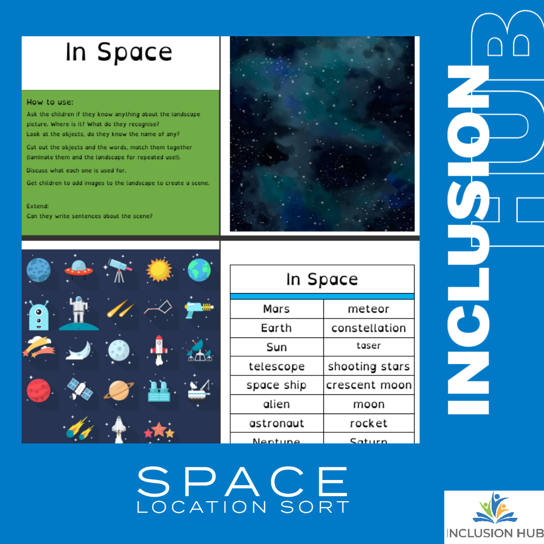 Space Location Sort