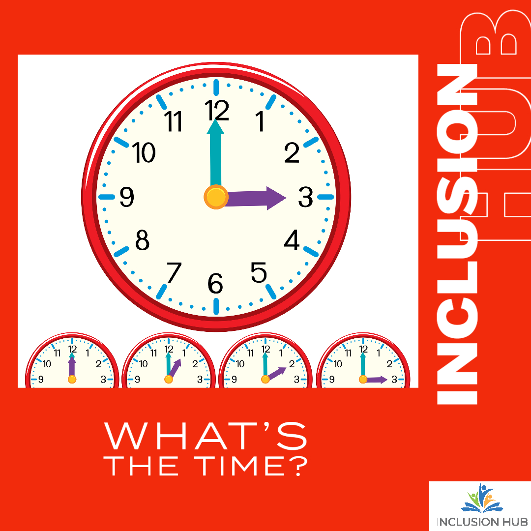 What's the time_